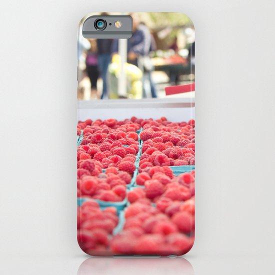 Raspberries iPhone & iPod Case