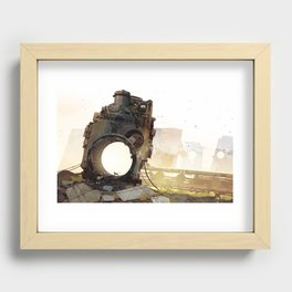 Lost and Found Recessed Framed Print