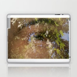 I see you in the leaves of trees Laptop & iPad Skin
