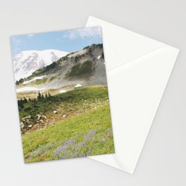 Paradise at Mount Rainier Stationery Cards