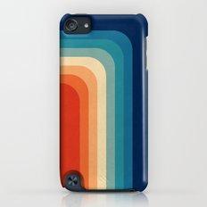 Retro 70s Color Palette III Slim Case iPod touch