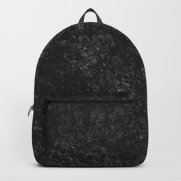 Black Marble texture Backpack