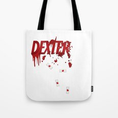 Dexter - fan art Tote Bag