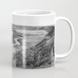 River Drumheller Badlands Coffee Mug
