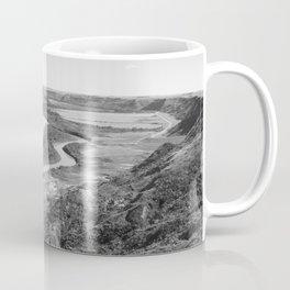 River Drumheller Badlands Coffee Mug