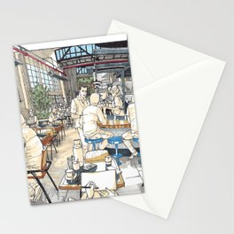 Veneziano Roastery Stationery Cards