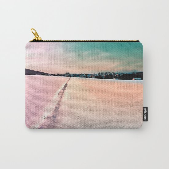 The field and the village Carry-All Pouch