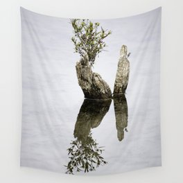 Ground in Deep Wall Tapestry