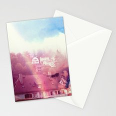 We Were Built To Last Forever Stationery Cards