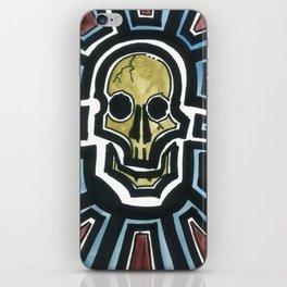 Sovereign Skull iPhone Skin
