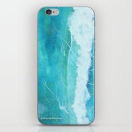 First Ocean Wave. iPhone Skin