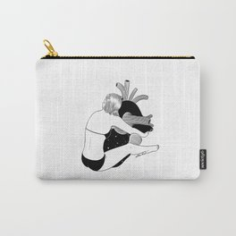 Heavy Heart Carry-All Pouch