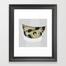 Impossible Astronaut - Doctor Who Framed Art Print