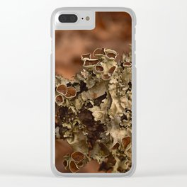 The Wailing Ones 1 Clear iPhone Case