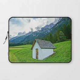Wiesenweg im Gschnitztal Laptop Sleeve