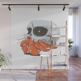 Skull House - One-Eyed Willie Wall Mural