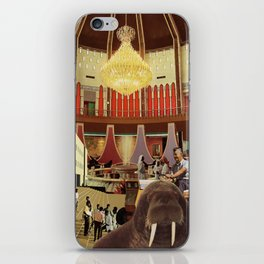 On Campus Accommodation iPhone Skin