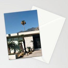 Mod / Palm Springs, California Stationery Cards