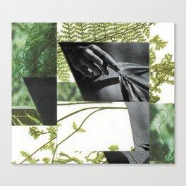 Green Fingers Canvas Print