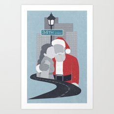 34th Street Miracle Art Print