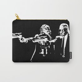 """Darth Vader - Say """"What"""" Again! Version 2 Carry-All Pouch"""