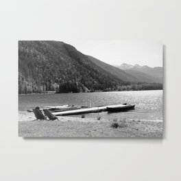 Beautiful British Columbia Metal Print