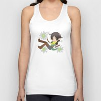 dragon age Tank Tops featuring Dragon Age - Daisy Merrill by Choco-Minto