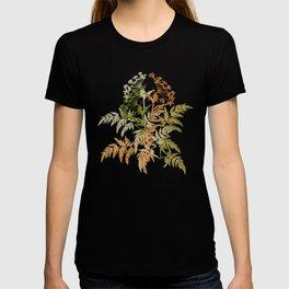 Autumn herbs T-shirt