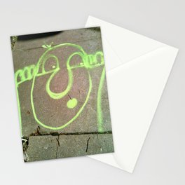 Put 'Em Up Stationery Cards