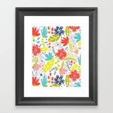 Wildflower Framed Art Print