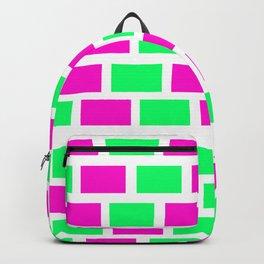 pattern  color Backpack
