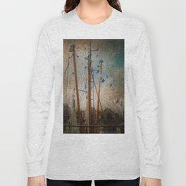 Mali in nave Carolinsiel Long Sleeve T-shirt
