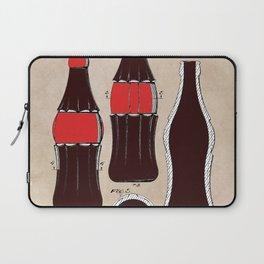 patent Bottle Laptop Sleeve