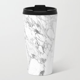 Arabescatto Marble Travel Mug