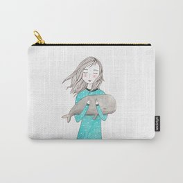 Just want to hold you Carry-All Pouch