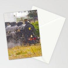 Rain On A Train Stationery Cards