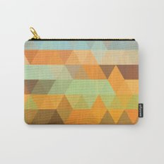 Simple Sky - Sunset Carry-All Pouch