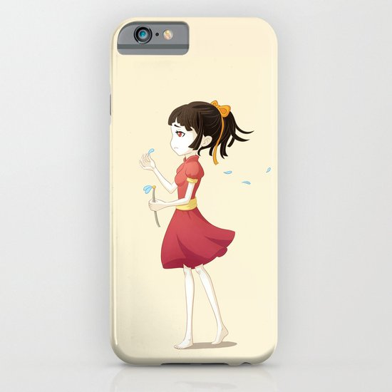 Loves me not iPhone & iPod Case