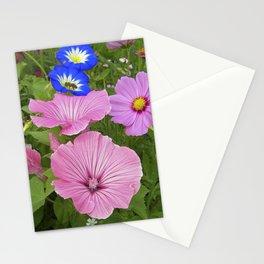 flower garden IV Stationery Cards