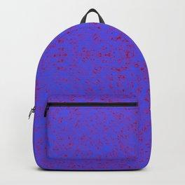 rpb swirls, symmetry Backpack
