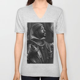 Marvin The Conqueror Unisex V-Neck