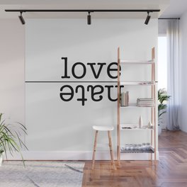 love conquers all Wall Mural