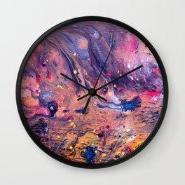 Spatial Symphony Wall Clock