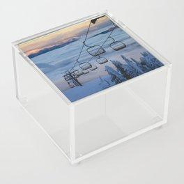LAST CHAIR Acrylic Box