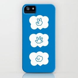 Janken iPhone Case
