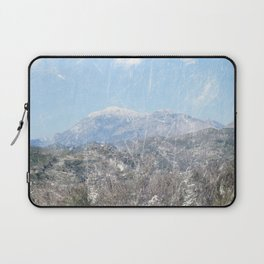 Snow-capped Mountains Laptop Sleeve
