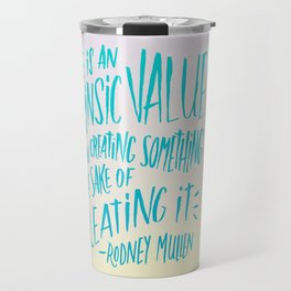 Rodney Mullen on Creating Travel Mug