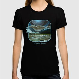 Night Passage - WW480 Steam T-shirt