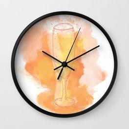 """Vitamin C"" Wall Clock"