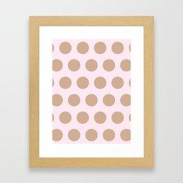 Cashmere Framed Art Print